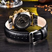 Forini Watches | Bradman | Gold on Black