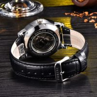 Forini Watches | Keynes | Black Silver on Black