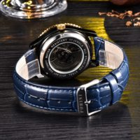 Forini Watches | Rousseau | Gold White on Blue