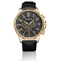 Krugman Gold Black on Black